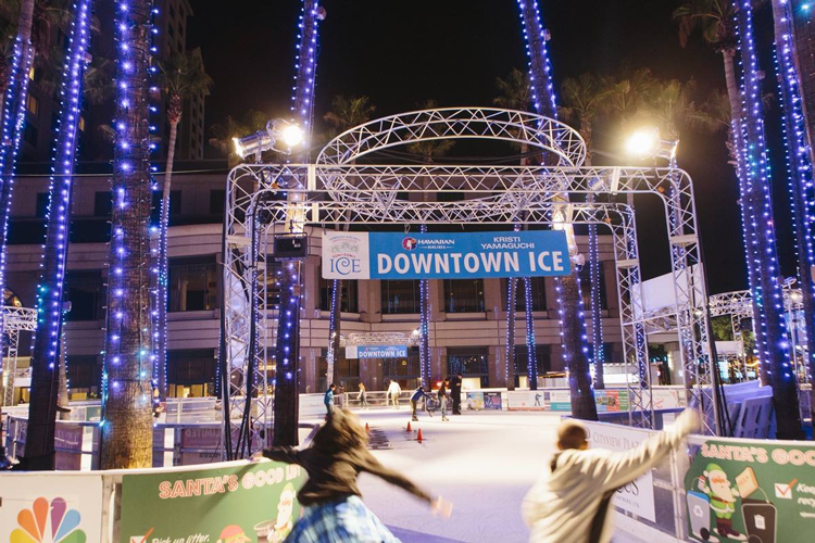 Things to do in the San Francisco Bay Area Winter Ice Rinks