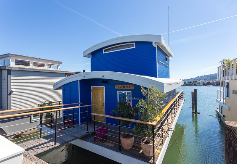 42 Issaquah Dock, Gate Six Road, Sausalito | Steve Sekhon - McGuire Real Estate