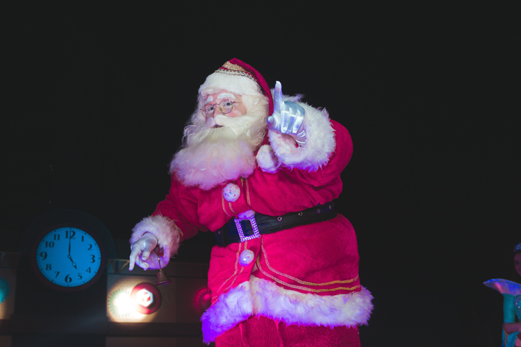 Where to visit see Santa Claus in San Francisco Bay Area Marin County