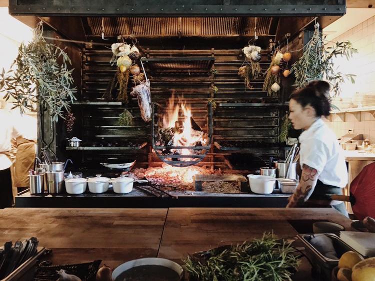 The Charter Oak Napa St. Helena San Francisco New Restaurants 2017