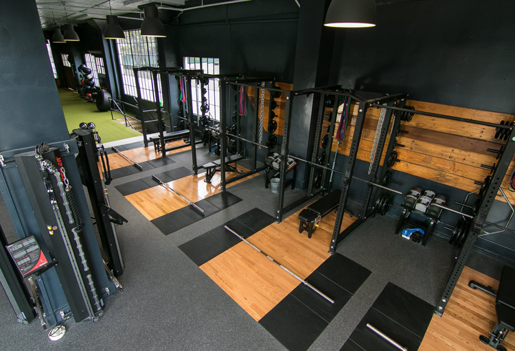 DIAKADI Gym Personal Training San Francisco