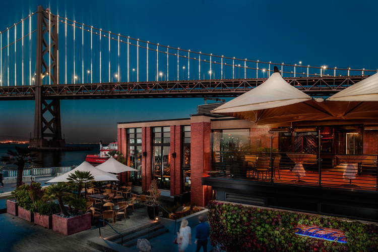 Waterbar San Francisco Embarcadero date night restaurants