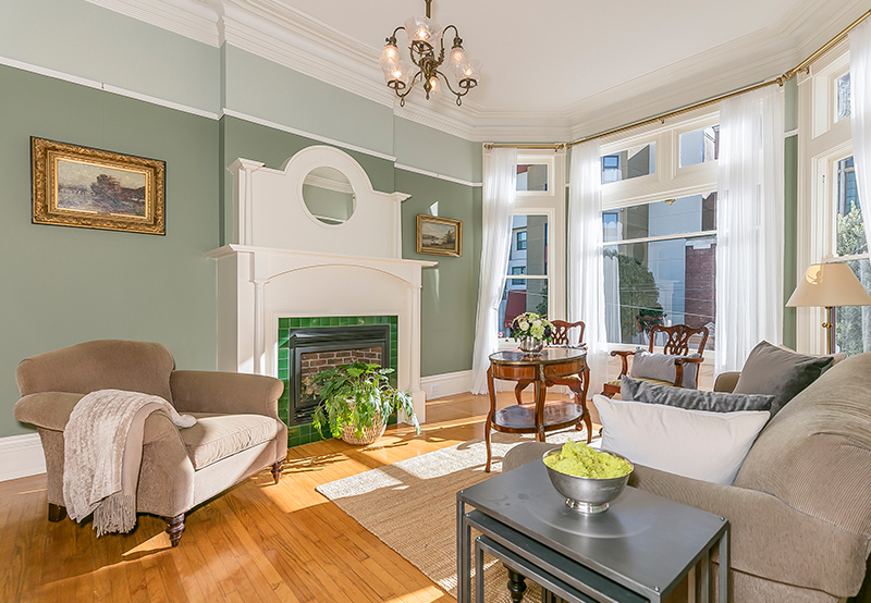 2128 Sutter Street, San Francisco | Kim Barnes - McGuire Real Estate