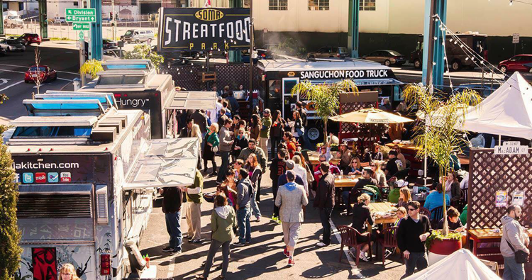 SOMA StrEat Food Park Events San Francisco SF Beer Week 2018