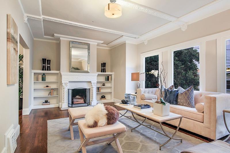 727 16th Avenue, San Francisco | Robert Moffatt - McGuire Real Estate