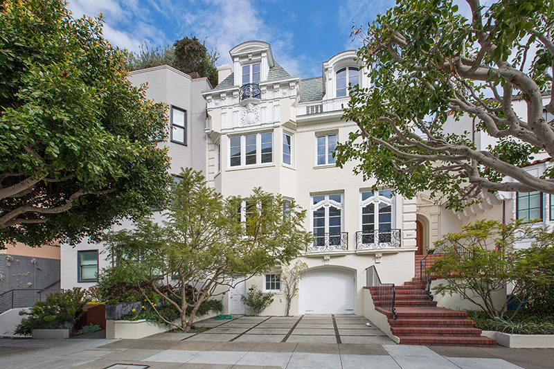 2050 Jackson Street, San Francisco | Donald Sambucci - McGuire Real Estate