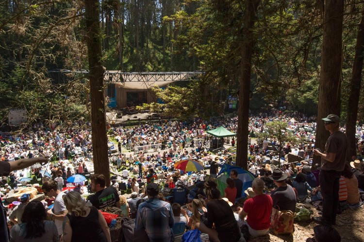 Stern Grove Festival 2018 San Francisco Bay Area Music Festivals