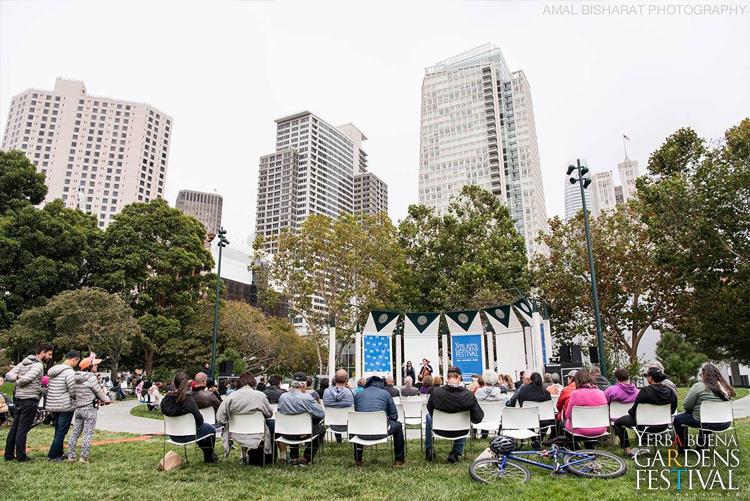 Yerba Buena Gardens Festival 2018 San Francisco Bay Area Music Festivals