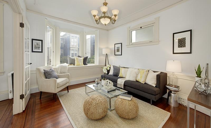 2051 Scott Street #203, San Francisco | Lotte & Sarah - McGuire Real Estate