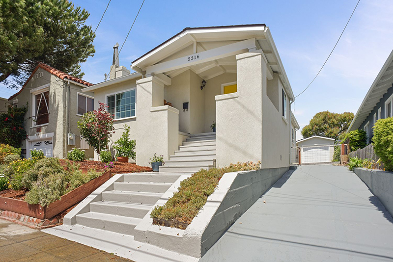 5316 Trask Street, Oakland | Barbara Reynolds - McGuire Real Estate