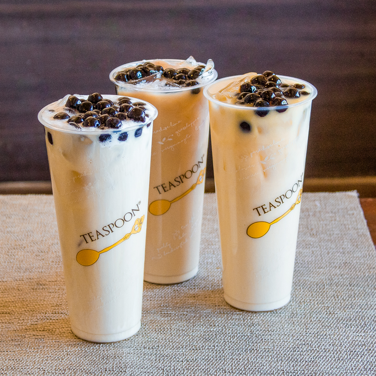 San Francisco milk tea boba tea bubble tea
