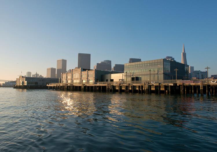 Exploratorium free museum admission San Francisco