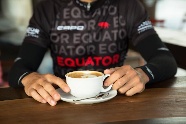 Equator Coffees and Teas Roaster San Rafael California