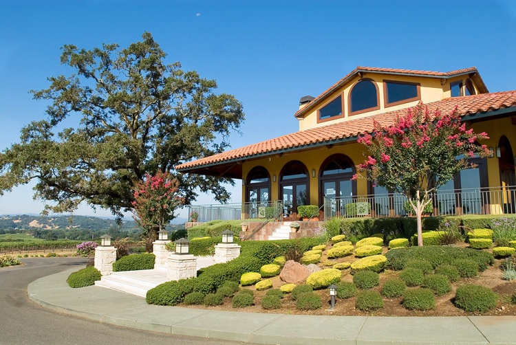 HANNA Winery Winery Sonoma County