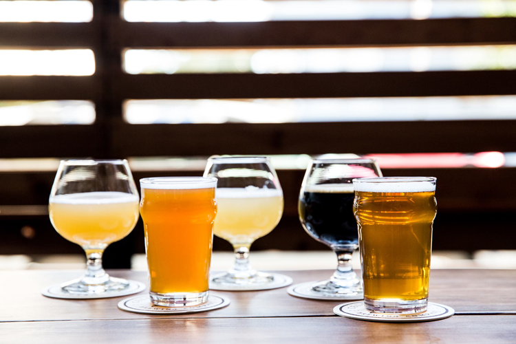 Cellarmaker Brewing Co. San Francisco California what to do in one day