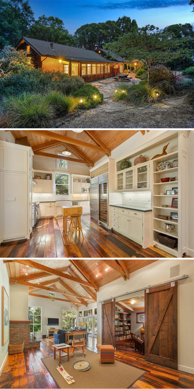 100 South Dream Farm Road Inverness, California