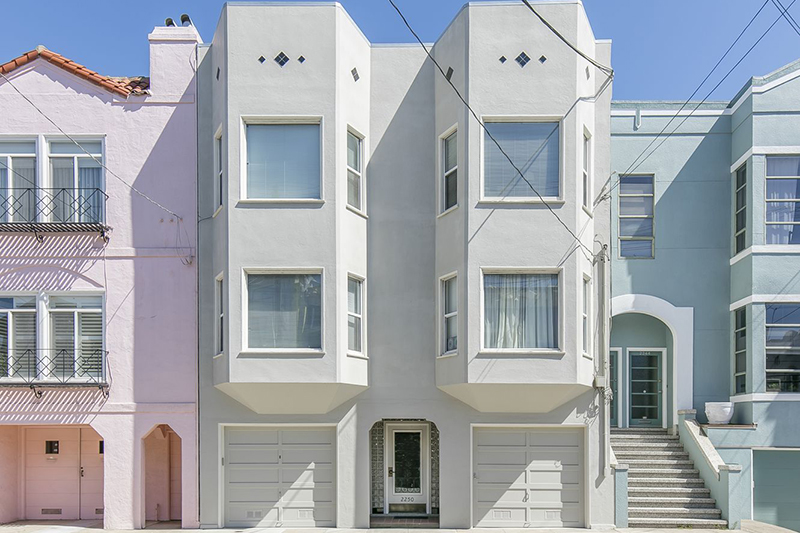 2250 Greenwich Street, San Francisco | John Asdourian - McGuire Real Estate