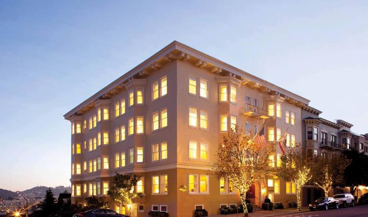 Hotel Drisco San Francisco hotels