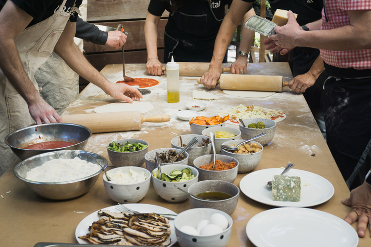 The Cheese School Birthday Party Ideas In San Francisco