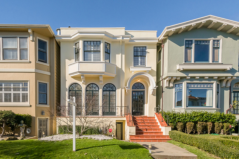 255 28th Avenue, San Francisco | Robert Callan Jr. and Barbara J. Callan - McGuire Real Estate