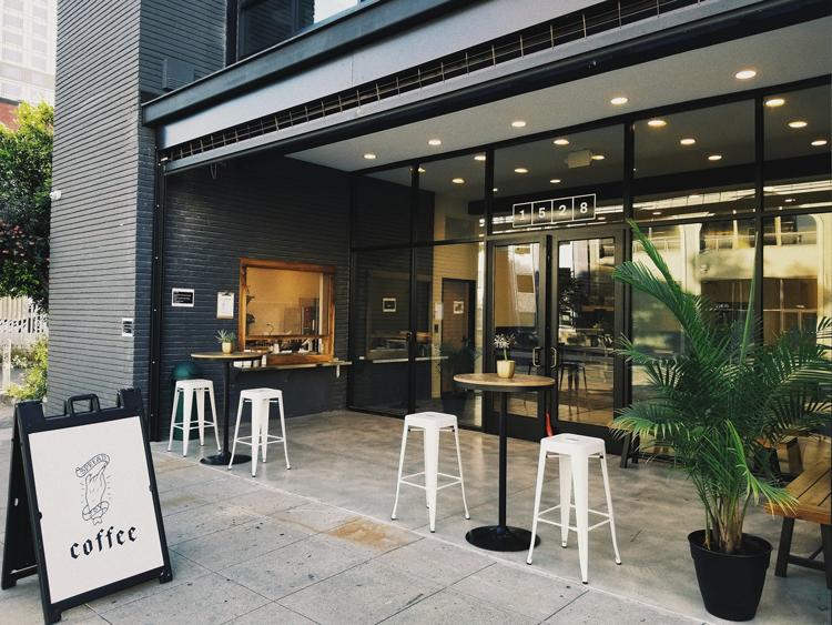 Slojoy Coffee Roasters Oakland California