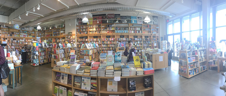 Book Passage indie bookstores in San Francisco