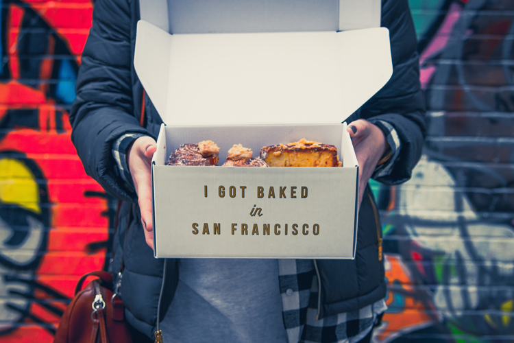 Best donuts in San Francisco California