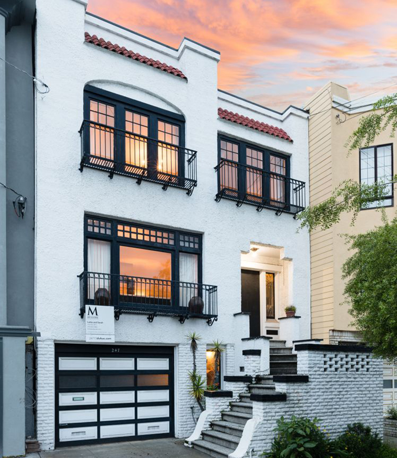 247 15th Avenue, San Francisco | Lotte & Sarah - McGuire Real Estate