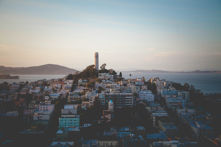 Coit Tower San Francisco history landmarks