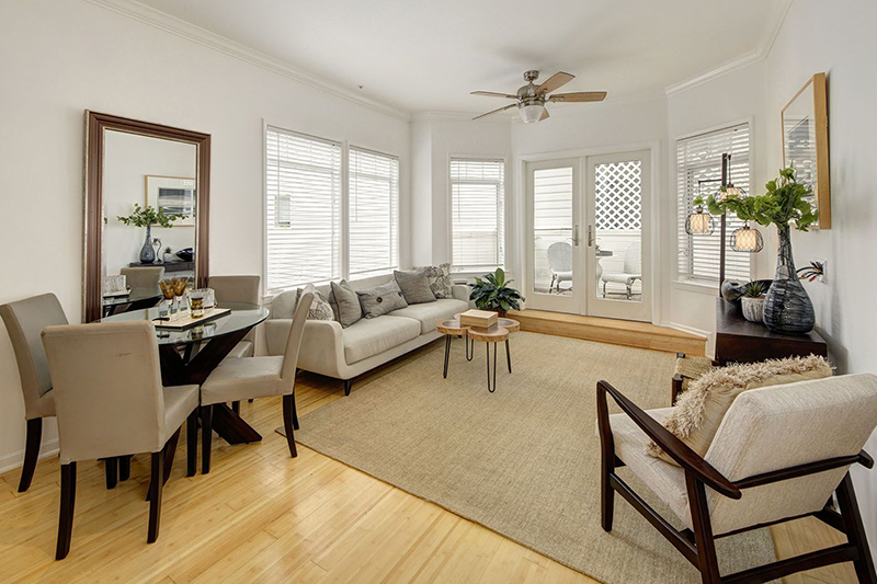 1921 Jefferson Street #101, San Francisco | Lotte & Sarah - McGuire Real Estate