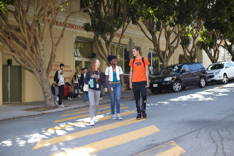 San Francisco University High School best Bay Area private schools