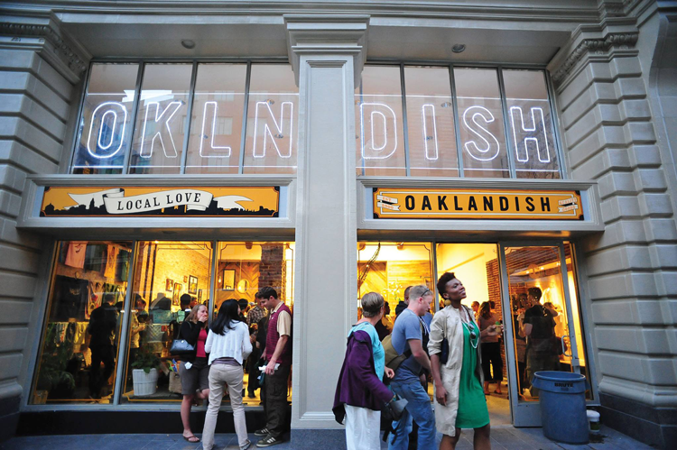 Oaklandish Downtown Oakland California things to do