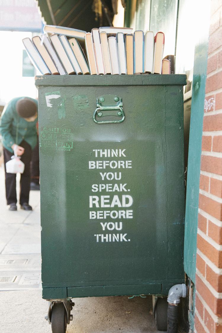 Green Apple Books San Francisco bookstores