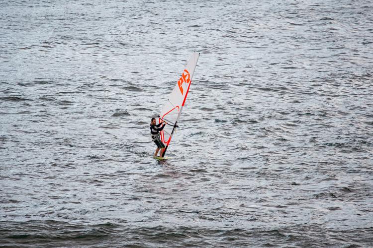 Windsurfing San Francisco Bay Area