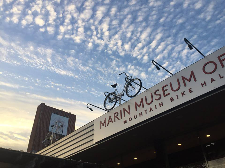 Marin Museum of Bicycling kid-friendly Marin County