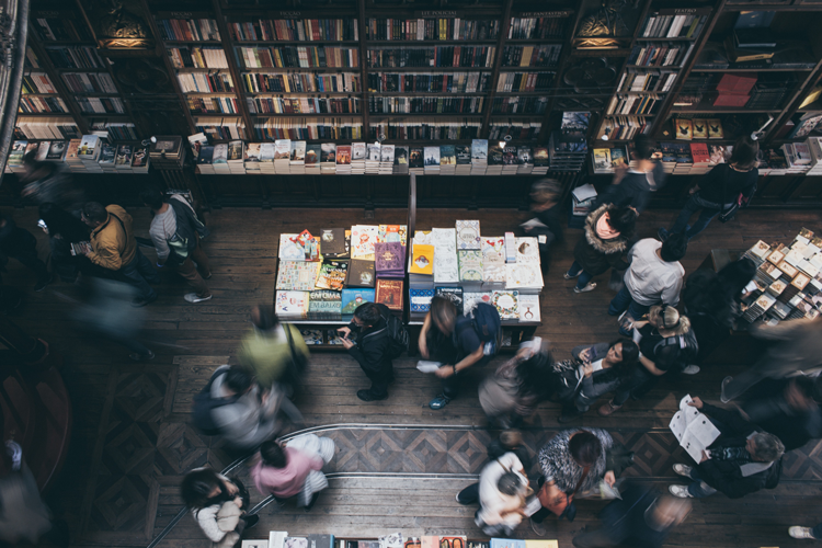 book events in San Francisco