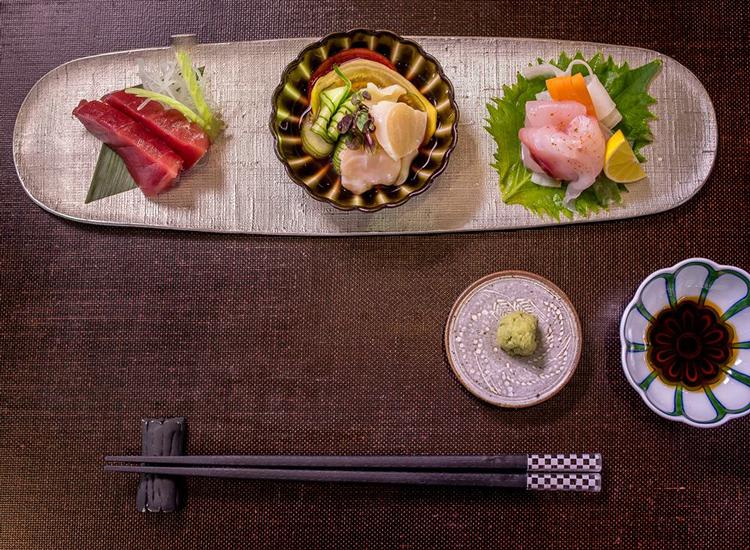 Omakase sushi in san francisco bay area