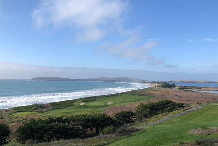 Bay Area public golf courses
