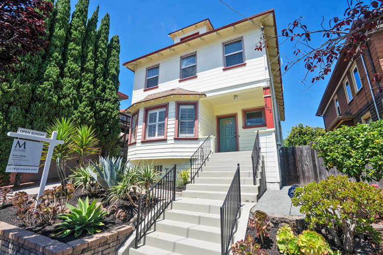 Buying a home in the Bay Area fall winter