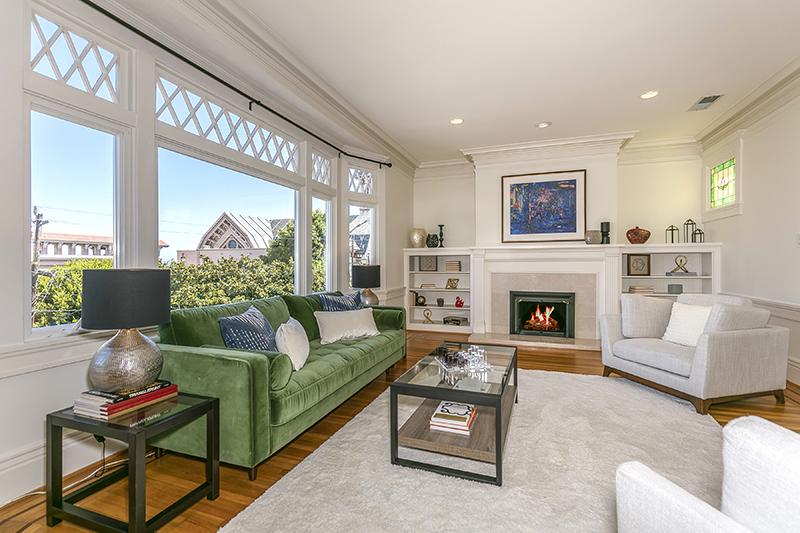 2351 Green Street, San Francisco | Robert Merryman & Lauren Fraser - McGuire Real Estate