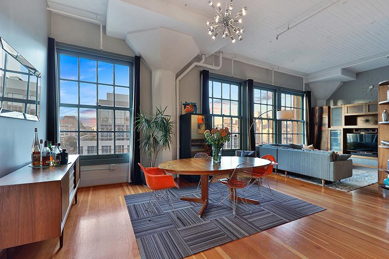 151 Alice B. Toklas Place #802, San Francisco | Marla Moresi-Valdes & Jamie Comer - McGuire Real Estate
