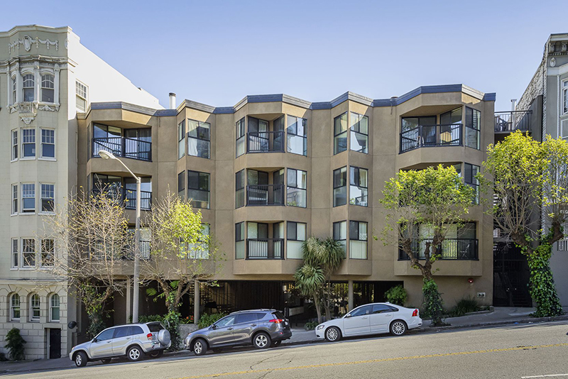 1817 California Street #102, San Francisco | David Parry - McGuire Real Estate