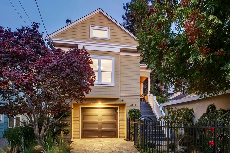 4918 Webster Street, Oakland | Claudia Mills - McGuire Real Estate