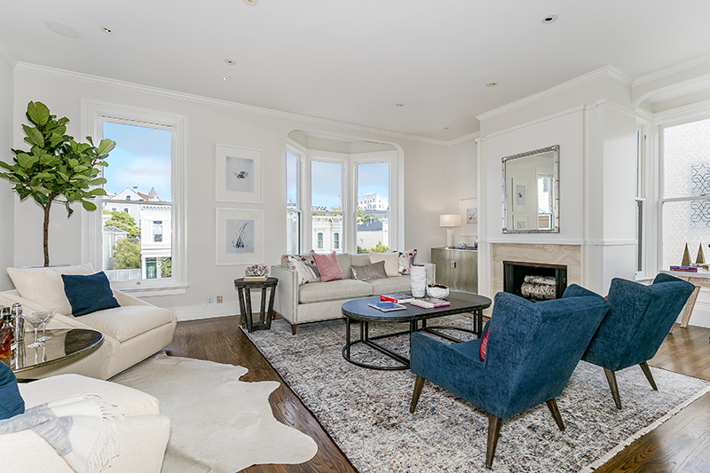 2553 Clay Street, San Francisco | Ronni & Tonni - McGuire Real Estate