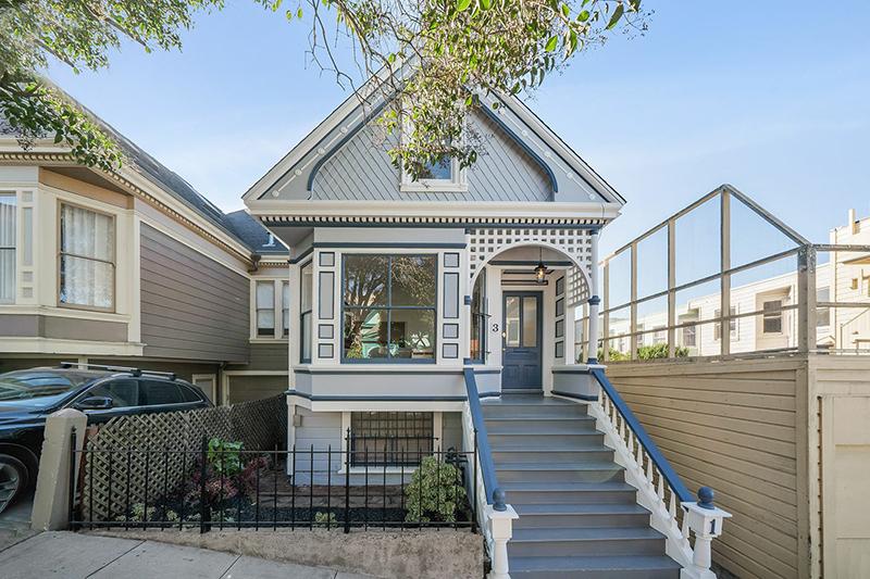 1-3 Downey Street, San Francisco | Jamie Comer - McGuire Real Estate