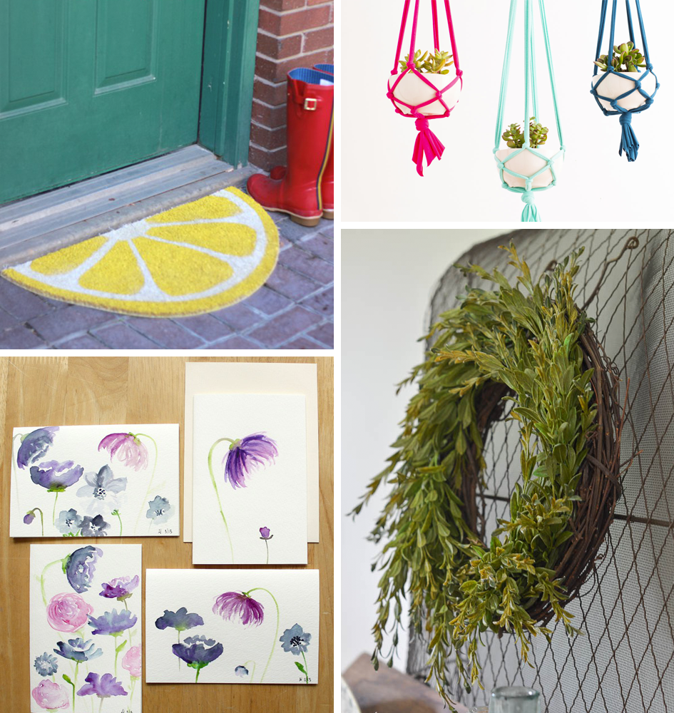 DIY Home Projects for Spring