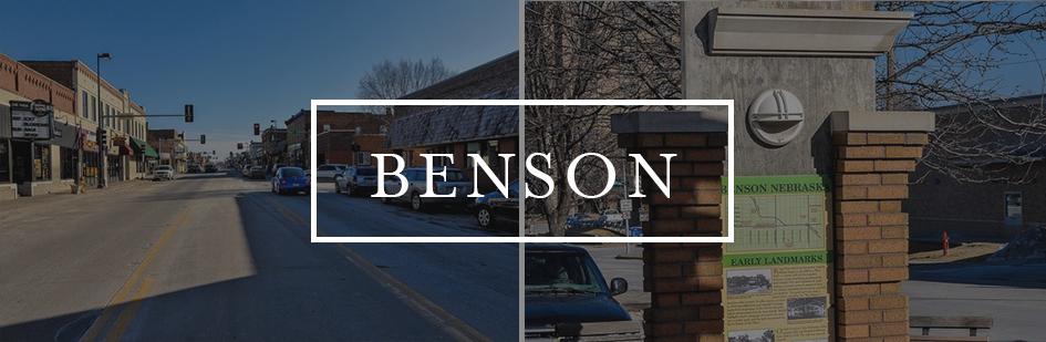 Benson Neighborhood Omaha
