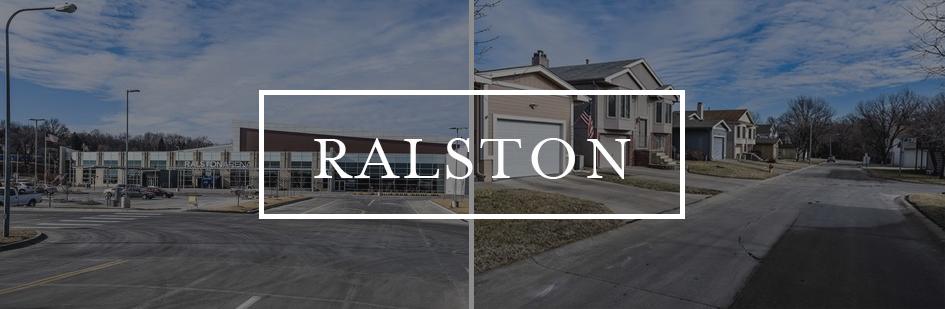 Ralston Neighborhood Omaha