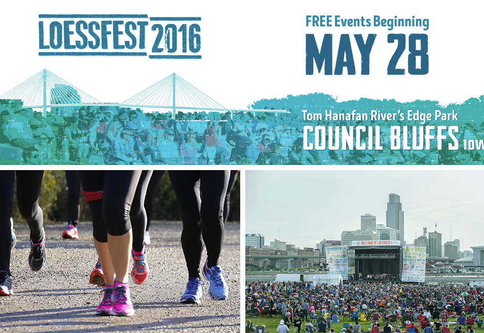 Loessfest 2016 Council Bluffs, Iowa