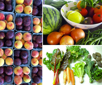 Farmers' Markets in Omaha and Council Bluffs